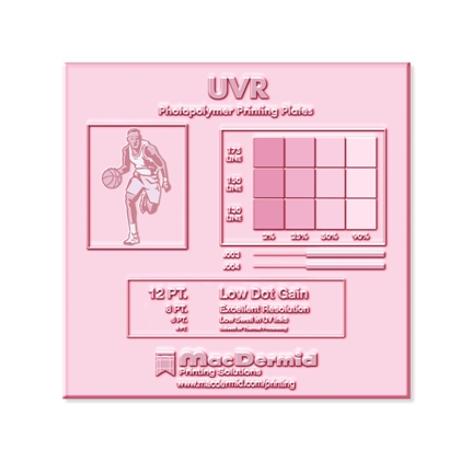 UVR Plate Image